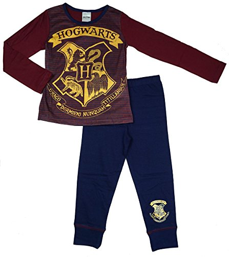 Get Wivvit Girls Official Harry Potter Hogwarts Hufflepuff Slytherin Pyjamas Sizes From 5 To 12 Years