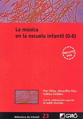 Pdf La Musica En La Escuela Infantil 023 Biblioteca De Infantil