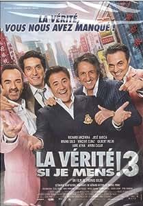 La Vérité si je mens ! 3 (Import Langue Francaise)