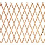 Traliccio Estensibile In Legno Dimensioni 100x200 Cm. immagine