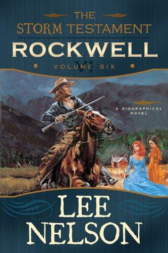 The Storm Testament Vi Rockwell The Storm Testament Series Book 6