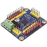 Servo controlador de motor conductor junta 16canales aplicación de software de PC Puerto Serie y DC y paso de comunicación bluetooth controlador