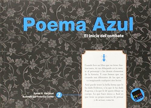Poema Azul (Azul 2 De 8) por Rafael R. Valcárcel