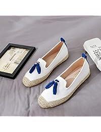 LFF President Fisherman Shoes Flat Bouth Pigrizia Cuoio Tondo Testa Singola  Scarpe Femminile Papillon panneggio Scarpe bf9a11e71c2