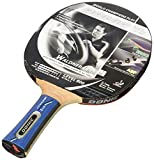 Donic Waldner 800 Table Tennis Racquet, 26cm (Black/Grey)