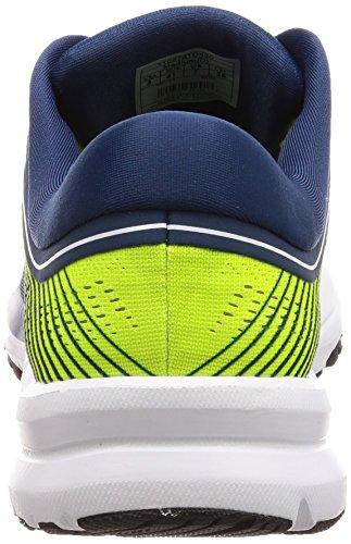 Brooks Launch 5, Scarpe da Running Uomo Multicolore (Blue/Nightlife/White 1D430)