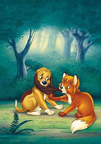 Generic Frozen Foto Poster Kinder Family Animation Classis Film Disney Wandkunst Kinder Schlafzimmer Kindergarten 037 (A5-A4-A3) - A3