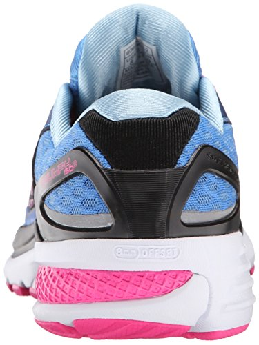 Saucony Triumph Iso 2, Scarpe da Trail Running Donna Blu (Blue (Blue/Pink)Blue/Pink)