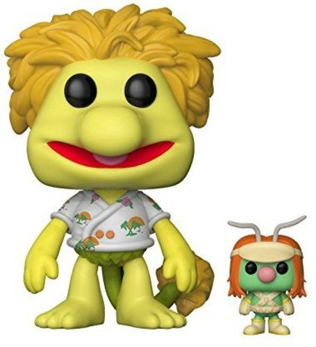 FunKo Pop TV Fraggle Rock Wembley wCotterpin