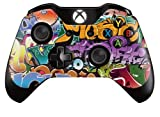 Xbox One Controller Skin Sticker Design Aufkleber - Graffiti