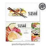 """10 Stk. Gutscheinkarten """"Standard"""" für Asia Restaurants, Sushi Bars, Running Sushi G1239, LIEFERZEIT 2 bis 4 Werktage !"""