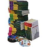 İngilizce Stage Okuma Kitapları Seti CD'li (80 Kitap Takım)