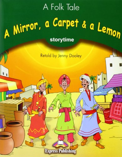A mirror, a carpet & a lemon por Jenny Dooley