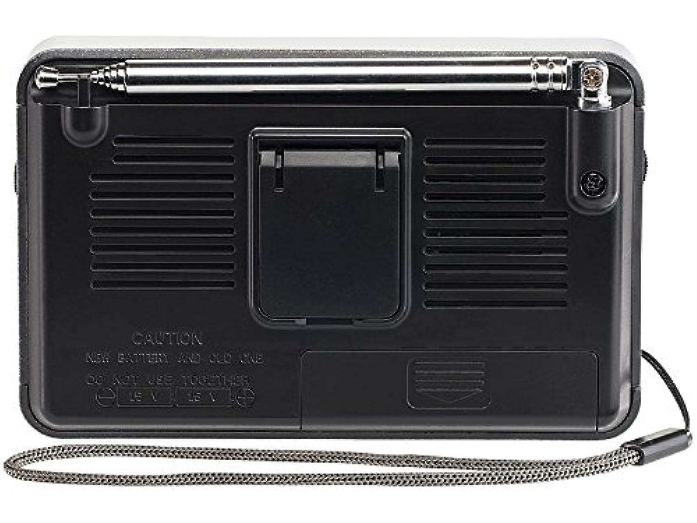 Mondial 9 Récepteur Analogique Hf Bandesfmmf7x Mini Radio E9DYIeWH2