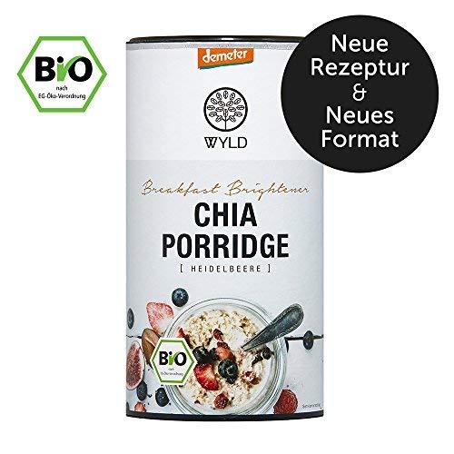 Demeter Chia Porridge Heidelbeere
