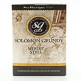 Solomon Grundy Gold Merlot 30 Bottle Home Brew Wine Kit