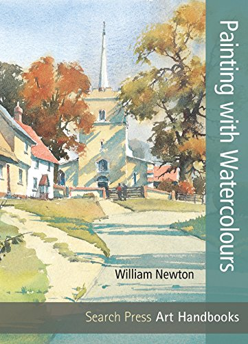 Painting with Watercolours (SBSLA01) (Step-by-Step Leisure Arts) por William Newton