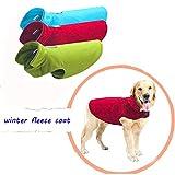 Sild Hund Warm Pet Daunenjacke Hund Warm Coat Weste Baumwolle Hund Winter Herbst Kleidung Nacht Reflektierende Fleece Jacke