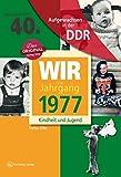 Aufgewachsen in der DDR - Wir vom Jahrgang 1977 - Kindheit und Jugend: 40. Geburtstag - Stefan Elbe