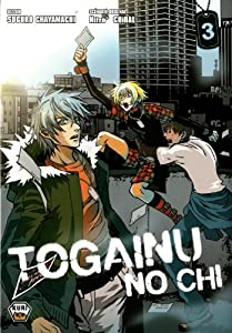 Togainu No Chi Edition simple Tome 3