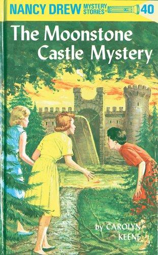 Nancy Drew 40: The Moonstone Castle Mystery (Nancy Drew Mysteries) di Carolyn Keene