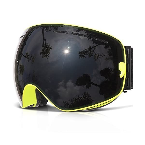 COPOZZ-G1-Ski-Goggles-For-Snow-Snowboard-Snowmobile-Skate-For-Men-Women-Youth-Boy-Girl-Anti-Fog-UV-Protection-OTG-Over-Glasses-Helmet-Compatible-Detachable-Double-Lens