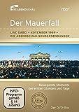 Der Mauerfall - Live dabei - November 1989 - Die Abendschau Sondersendungen [2 DVDs]