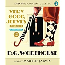 Very Good Jeeves (Volume 2) 3xcd (CSA Word Comedy Classic)