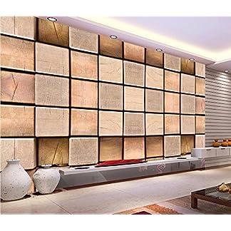 Yosot Papel Pintado De La Foto Talla De Madera Tv Telón De Fondo Imagen Telón De Fondo Gran Mural Mural Papel Pintado Moderno 3D-450cmx300cm