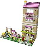 LEGO Friends 3315 - Traumhaus Vergleich