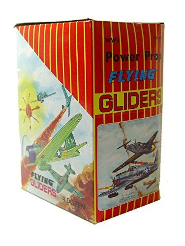 Foto Werfen (20 x Styropor-Flieger zum Werfen, Gleiter Flugzeug)