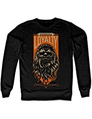 Chewbacca Loyalty Sweatshirt (Noir)