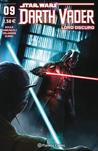 Star Wars Darth Vader Lord Oscuro nº 09 (Star Wars: Cómics Grapa Marvel)