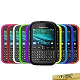Accessory Master Pack de 10 Coques en silicone pour BlackBerry 9720 Assortis