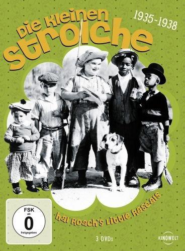Die kleinen Strolche: 1935-1938 [3 DVDs] Preisvergleich