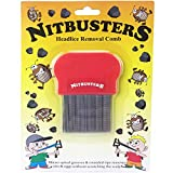 Nitbusters Headlice Nit Removal Comb with Spiral Grooves