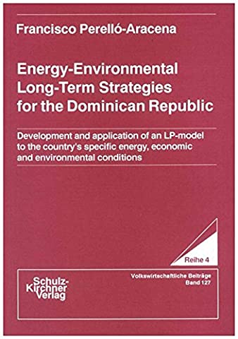 Energy-Environmental Long-Term Strategies for the Dominican Republic: Development and application