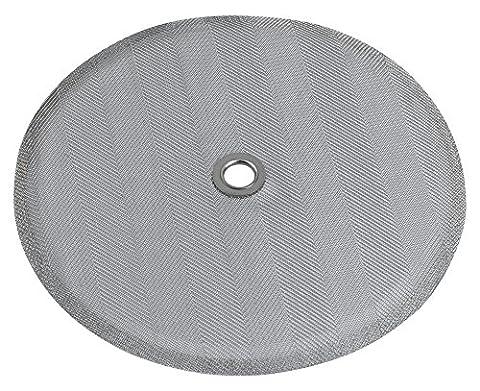 Tamis métal 4 / 6 / 8 tasses Bodum - Pour cafetière - Diamètre 10 cm