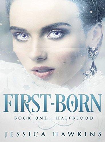 Couverture du livre First Born