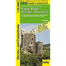 Hohe Eifel - Ahreifel - Rheineifel 1 : 50 000. Wander- und Freizeitkarte (Geo Map)