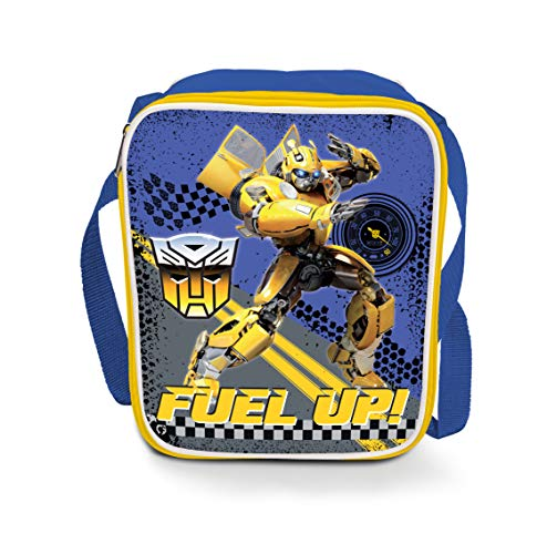 Transformers Movie Sac à déjeuner Bleu 8 x 20 x 23 cm