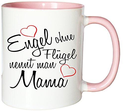 Mister Merchandise Kaffeebecher Tasse Engel ohne Flügel gebraucht kaufen  Wird an jeden Ort in Deutschland