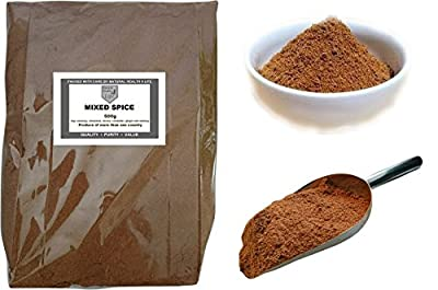 Mixed Sweet Spice 500g