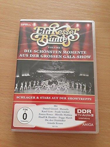 Vol. 1: Die schönsten Momente aus der großen Gala-Show (DDR TV-Archiv)