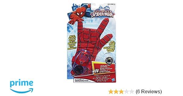Hasbro A4777E28 - Spiderman Hero FX Glove: Amazon.de: Spielzeug