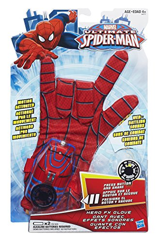 Hasbro A4777E28 - Spiderman Hero FX (Echte Superhelden Anzug)