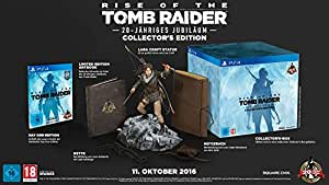 Rise of the Tomb Raider: 20-Jähriges Jubiläum - Collector's Edition [PlayStation 4]