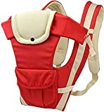 Chinmay Kids STRONG BELT 4 IN 1 POSITION FOLDABLE Baby Carrier (Multicolor)