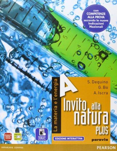 Invito alla natura plus. Tematica. Per la Scuola media. Con e-book. Con espansione online