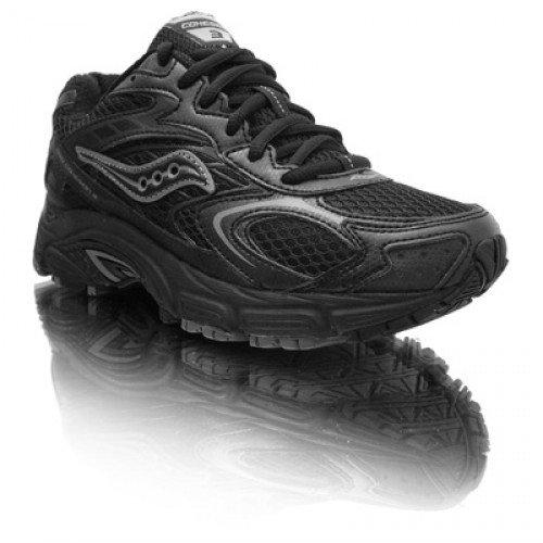 Saucony Cohesion, Chaussures Homme Noir